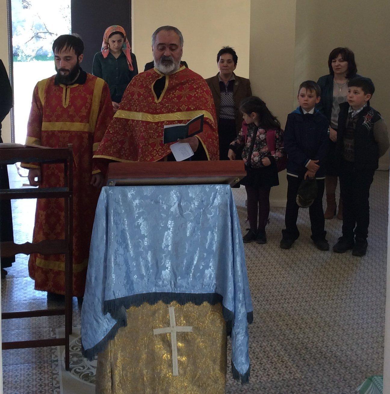 Храм рождества пресвятой богородицы в Ленингоре