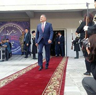Хуссар Ирыстоны ногӕвзӕрст президент