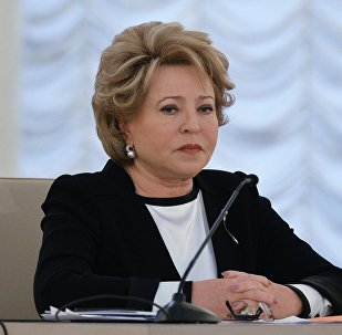 Федерацийы Советы сӕрдар Валентина Матвиенко