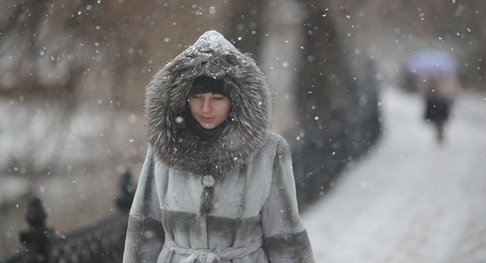В апреле на Молдавию обрушился снежный кошмар