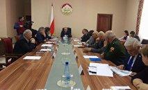 Последнее заседание Правительства РЮО