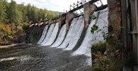 Старейшая действующая гидроэлектростанция Пороги на реке Большая Сатка