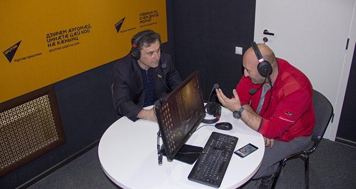 Бахва Тедеев и Гурам Карсанов
