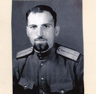 Петр Бясов - участник ВОВ