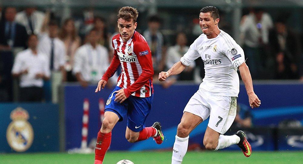 «Реал» и«Атлетико» рассудит англичанин Аткинсон
