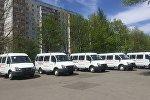 Автомобили для перевозки пациентов из сел Северной Осетии