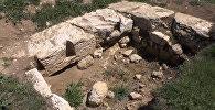 Арехологи нашли в Севастополе фрагменты античного алтаря