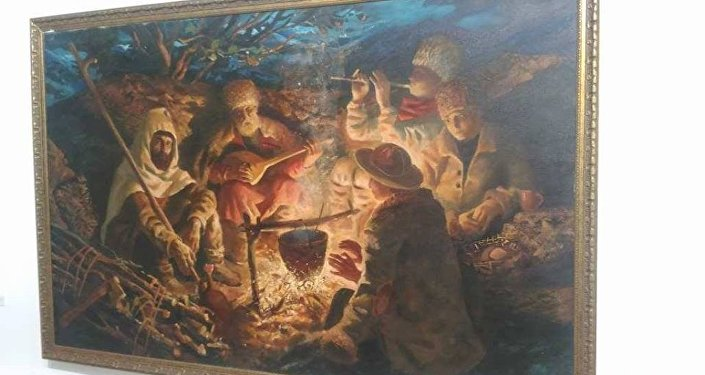Выставка Вадима Каджаева во Владикавказе