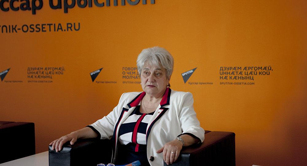 Жанна Засеева