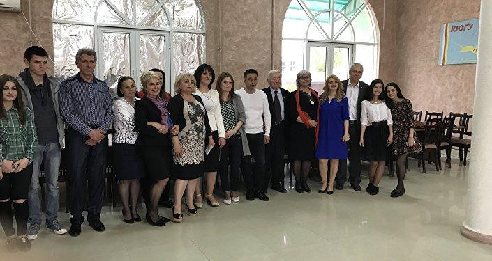 Делегация осетинской диаспоры в Турции в гостях ЮОГУ
