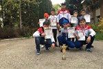 Боксеры из Южной Осетии
