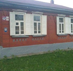 Дом Хосоновых в с. Эльхотово