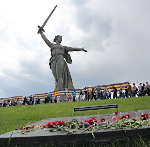 Волгоград, Мамаййы обау