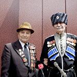 На нынешних защитников Родины с гордостью смотрят ветераны
