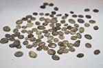 Археологи нашли клад времен Ивана Грозного на территории крепости Старой Ладоги