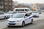 Автомобили полиции в Турции