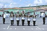 Военнослужащие 4 военной базы