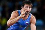 Российский борец Сослан Рамонов