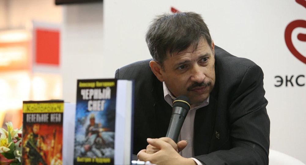 Александр Конторович