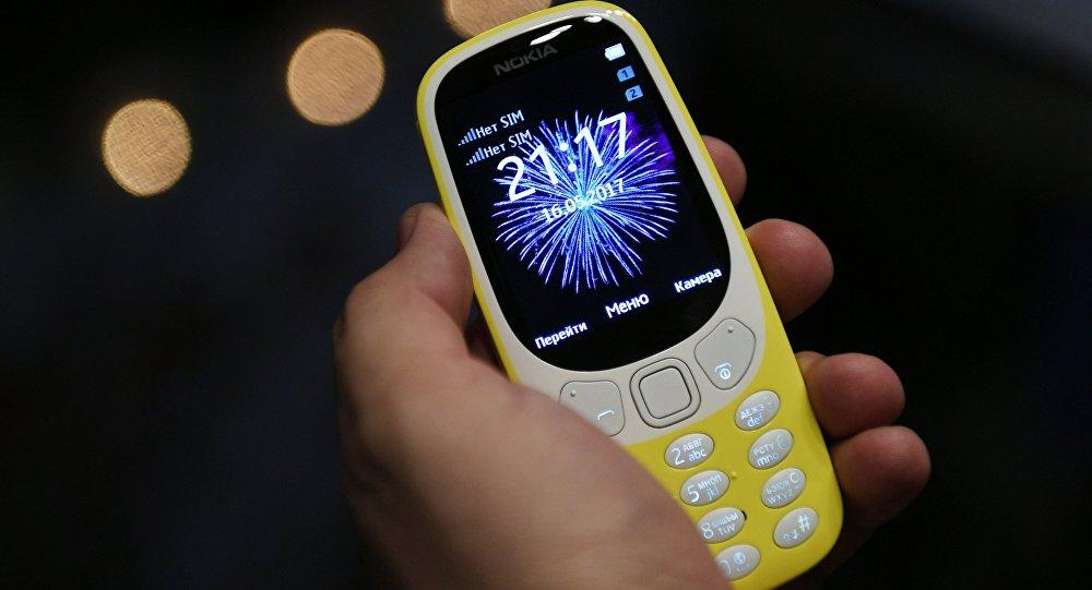Презентация новых смартфонов Nokia и и обновленной Nokia 3310 в Москве