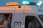 Автомобиль скорой помощи в Турции