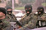Парад в Тбилиси – день полиции