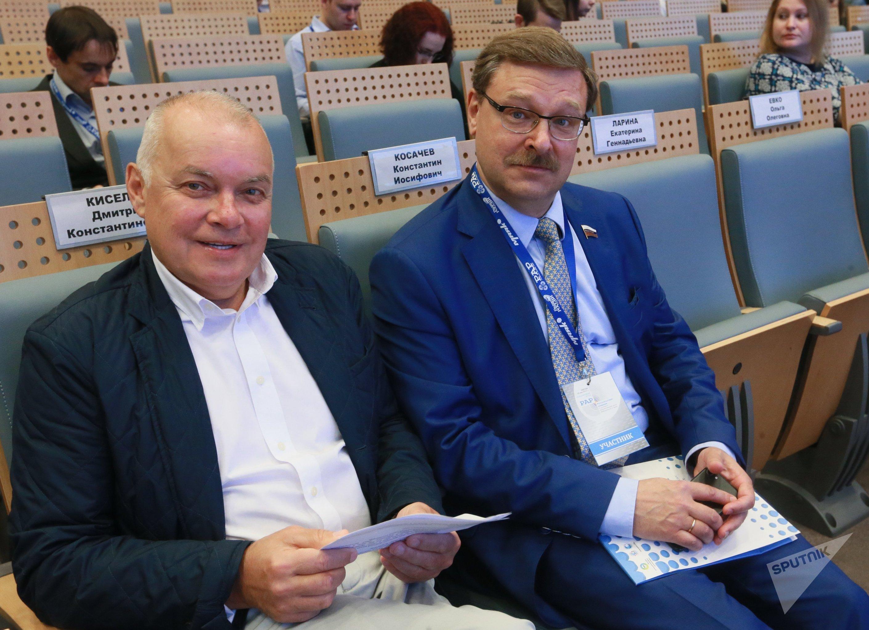 Третий Международный форум русскоязычных вещателей