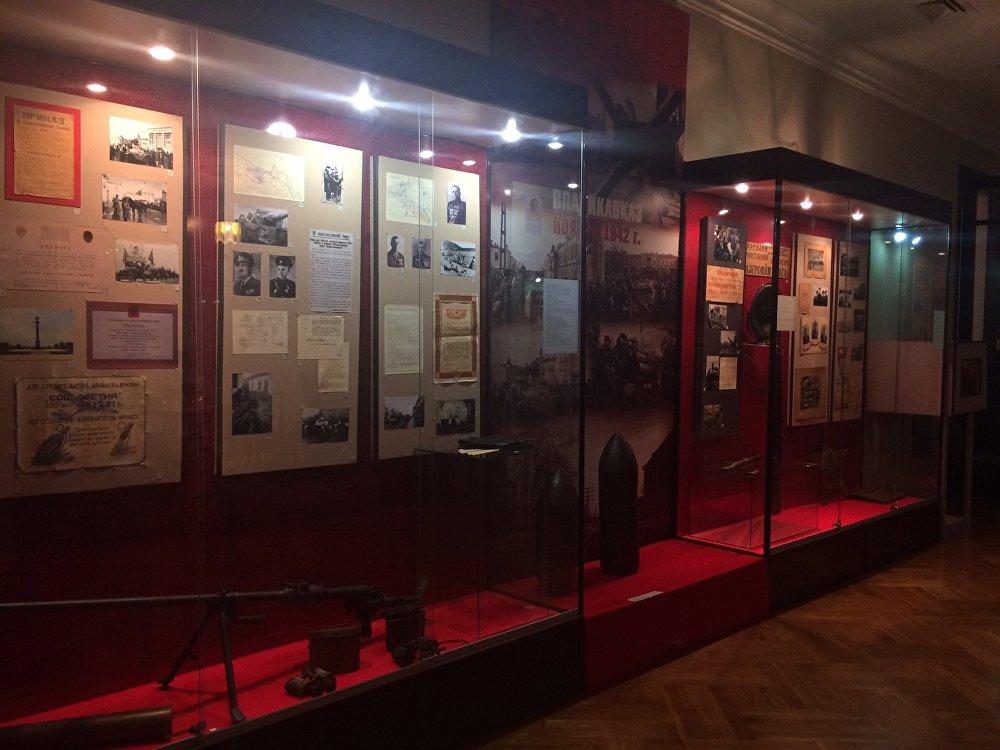 Посетители могли ознакомиться с экспонатами и поучаствовать в специальной программе, приготовленной к акции.
