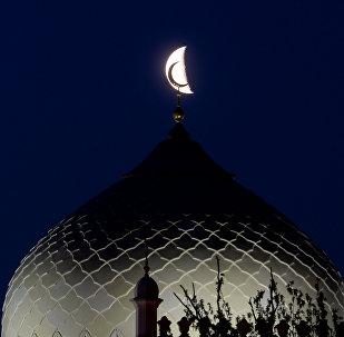 Традиционный съезд мусульман в Татарстане