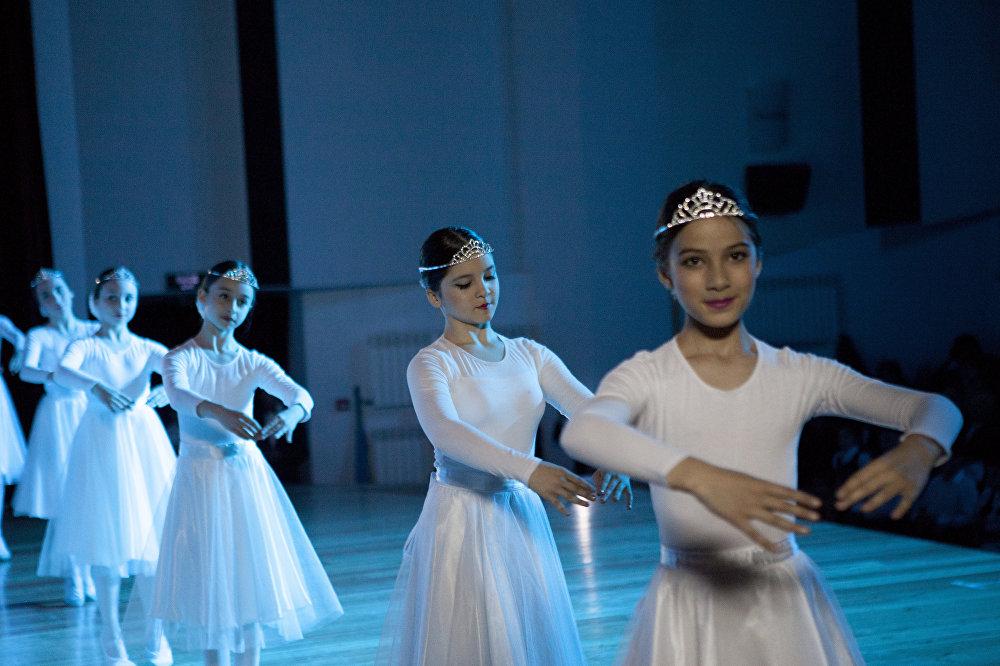 Отчетный концерт хореографической студии КАФТ