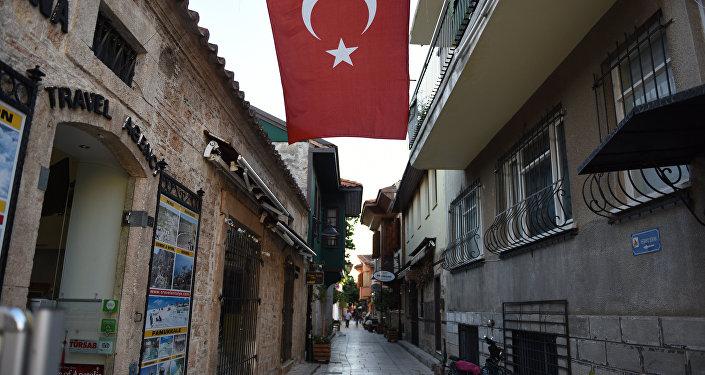 Ситуация на курортах Турции в связи со спадом турпотока из России