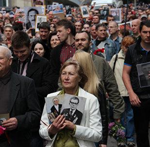 Мероприятия в честь Дня Победы на Украине