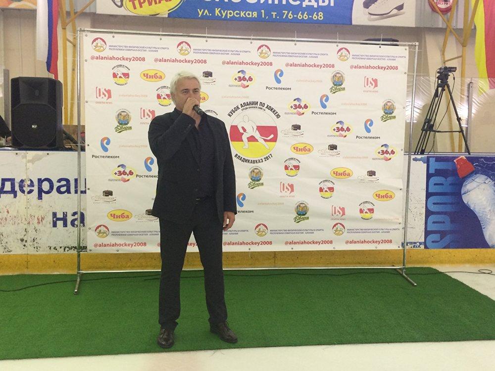 Всероссийский турнир по хоккею Кубок Алании