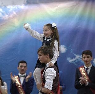 Последний звонок в Южной Осетии: смех сквозь слезы