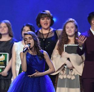 Финал вокального конкурса Ты супер!