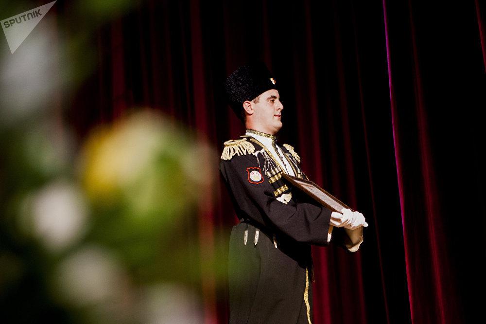 25 лет со дня подписания акта о провозглашении независимости Южной Осетии.