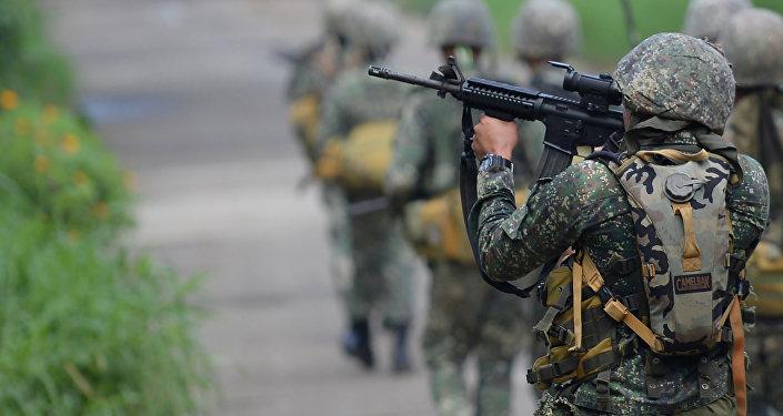 Филиппинские военные