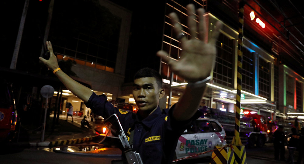 Нападение на казино в Маниле