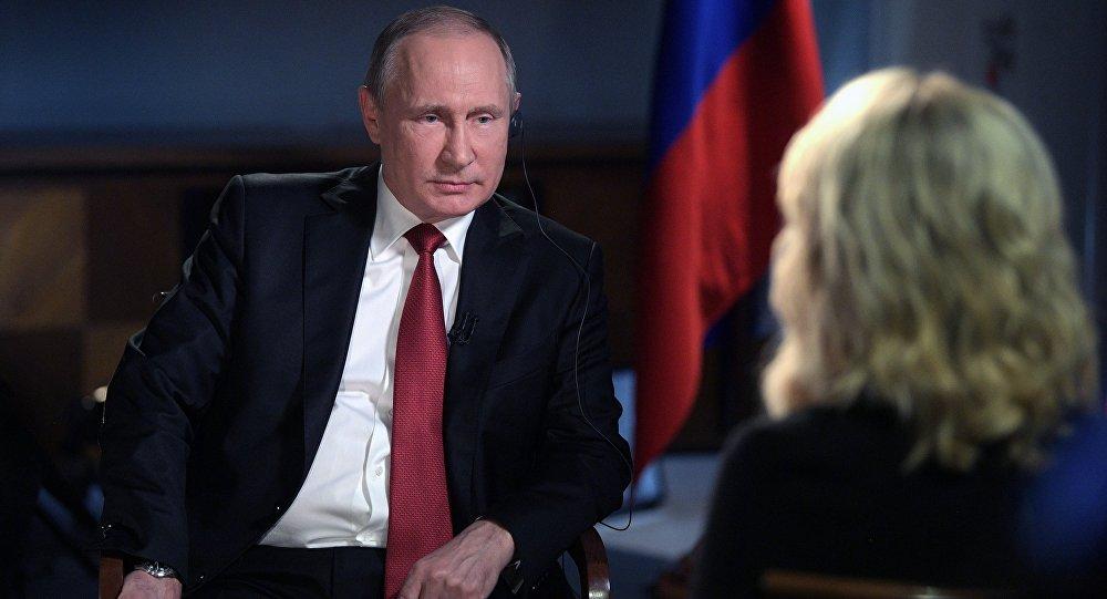 Это они: Путин обвинил США вовмешательстве визбирательные кампании