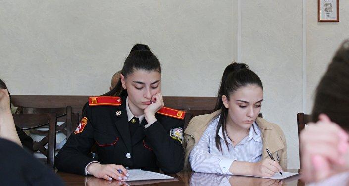 Отбор кандидатов на поступление в ВУЗы Минобороны РФ