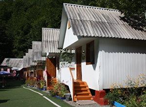 Санаторий в Нагутни