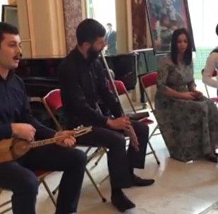 Дни осетинской культуры стартовали в Брюсселе 27 мая.