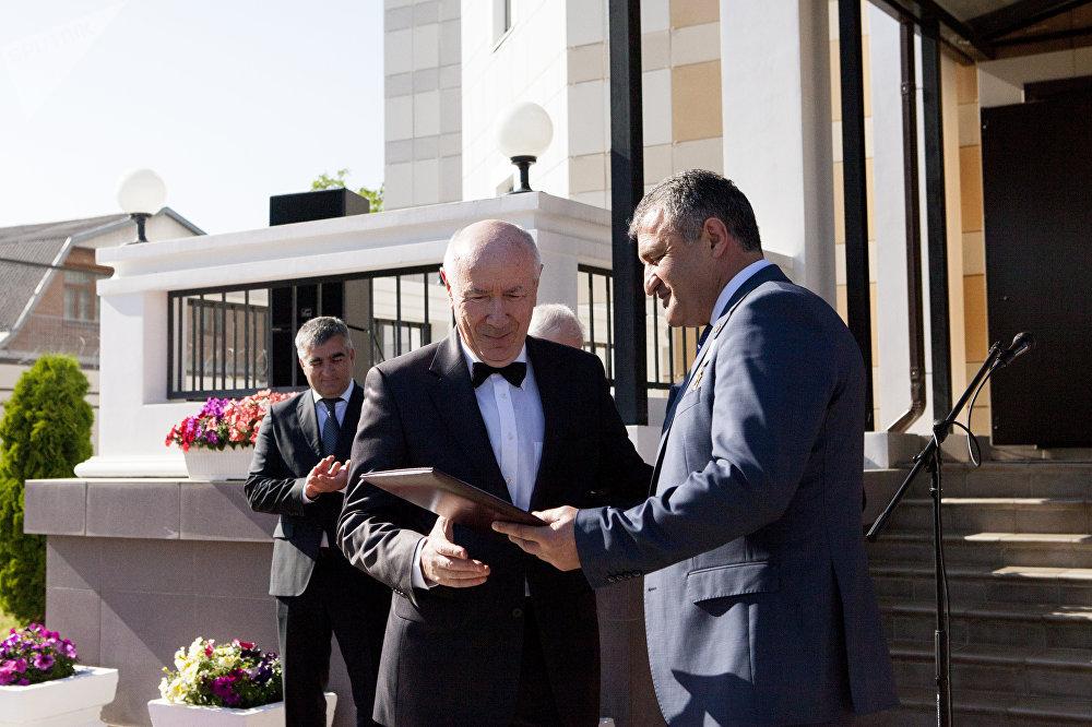 День России в Посольстве РФ