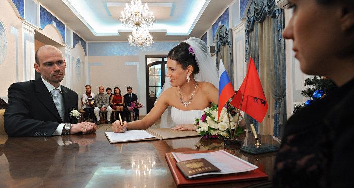 Открытие нового ЗАГСа в Казани