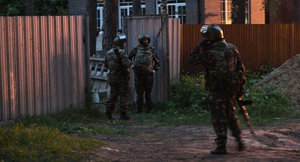 Следователи отыскали арсенал оружия вдоме «кратовского стрелка»