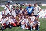 Команда из Южной Осетии ИР - Цхинвал на турнире в Сочи