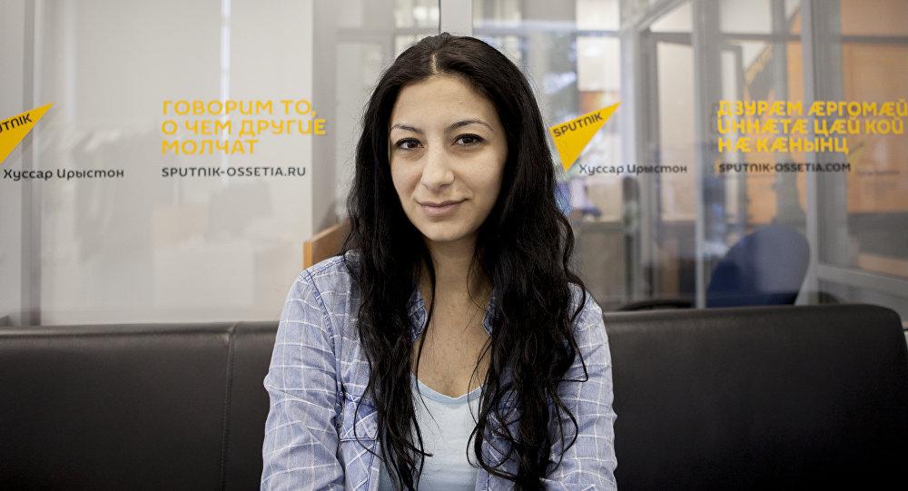 Валентина Гатикоева