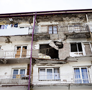 Аварийный балкон