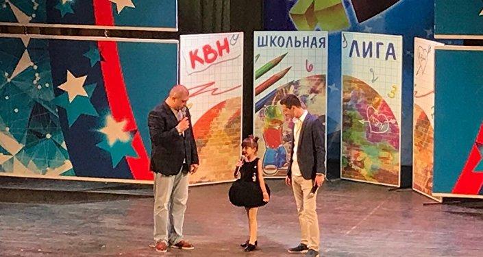 В Северной Осетии состоялся благотворительный концерт по детскому КВН