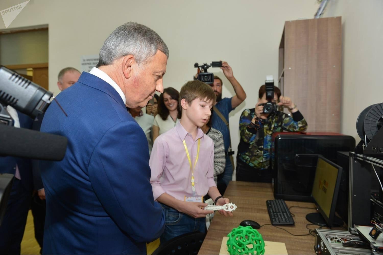 Центр молодежного инновационного творчества FabLab ALANIA